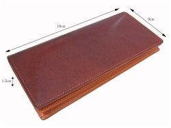 ナチュラルグレージングコードバン  長財布  「プレリーギンザ」 NP53033 サイズ