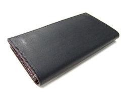 Classico(クラシコ) 長財布(小銭入れあり) 「プレリーギンザ」 NP57122 クロ 裏面