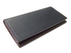 Classico(クラシコ) 長財布(小銭入れあり) 「プレリーギンザ」 NP57122 クロ 正面