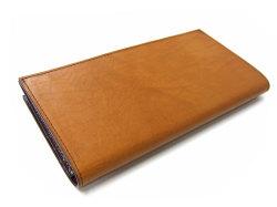 Classico(クラシコ) 長財布(小銭入れあり) 「プレリーギンザ」 NP57122 チャ 裏面