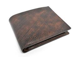 Patine2(パティーヌ2) 二つ折り財布(小銭入れあり) 「プレリーギンザ」 NP78119 チョコ 正面