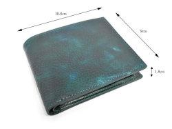 Patine2(パティーヌ2) 二つ折り財布(小銭入れあり) 「プレリーギンザ」 NP78119 サイズ