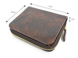 Patine2(パティーヌ2) ラウンドファスナー二つ折り財布 「プレリーギンザ」 NP78220 サイズ