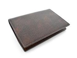 Patine2(パティーヌ2) コンパクト二つ折り財布 「プレリーギンザ」 NP78312 チョコ 正面
