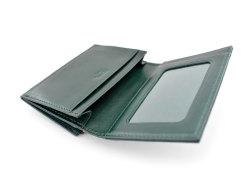 Patine2(パティーヌ2) コンパクト二つ折り財布 「プレリーギンザ」 NP78312 グリーン 内作り