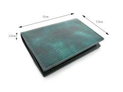 Patine2(パティーヌ2) コンパクト二つ折り財布 「プレリーギンザ」 NP78312 サイズ