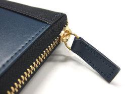 Favor(フェイヴァー) ラウンドファスナー長財布 「プレリートラディショナルファクトリー」 NPF6013 ブルー 特徴