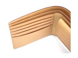 JUWEL Cordovan(ジュエルコードバン)  二つ折り財布(小銭入れあり) 「ジュエル」 NPJ1135 チョコ 特徴