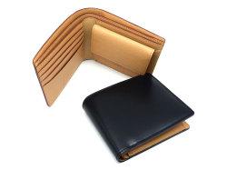 JUWEL Cordovan(ジュエルコードバン)  二つ折り財布(小銭入れあり) 「ジュエル」 NPJ1135 イメージ画像