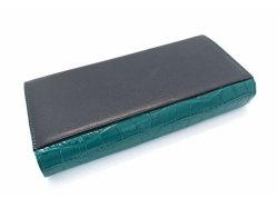 Fascino(ファッシノ) 長財布 「ル・プレリーギンザ 」 NPL3015 グリーン 裏面