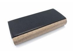 Fascino(ファッシノ) 長財布 「ル・プレリーギンザ 」 NPL3015 グレー 裏面