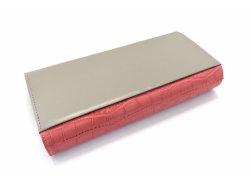 Fascino(ファッシノ) 長財布 「ル・プレリーギンザ 」 NPL3015 ピンク 裏面