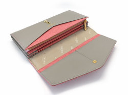 Fascino(ファッシノ) 長財布 「ル・プレリーギンザ 」 NPL3015 ピンク 内作り