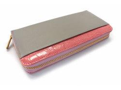 Fascino(ファッシノ) ラウンドファスナー長財布 「ル・プレリーギンザ 」 NPL3114 ピンク 裏面