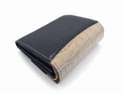 Fascino(ファッシノ) 二つ折り財布(小銭入れあり) 「ル・プレリーギンザ 」 NPL3213 グレー 裏面