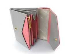 Fascino(ファッシノ) 二つ折り財布(小銭入れあり) 「ル・プレリーギンザ 」 NPL3213 ピンク 内作り