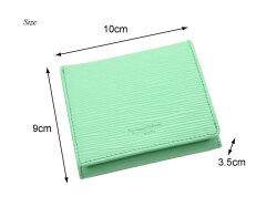 Refined(リファイン)二つ折り財布 (小銭入あり) 「ル・プレリーギンザ」 NPL5410 サイズ