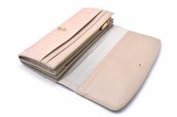 COCCO(コッコ)長財布 「ル・プレリーギンザ 」 NPL9015 ベージュ 内作り