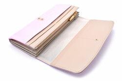 COCCO(コッコ)長財布 「ル・プレリーギンザ 」 NPL9015 ピンク 内作り