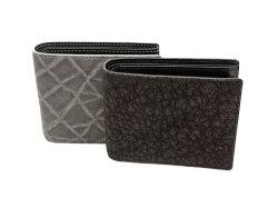 GINZAエレファント 二つ折り財布(小銭入れあり) 「プレリーギンザ」 NPM1235 イメージ画像