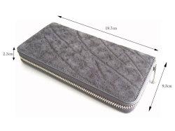 GINZAエレファント ラウンドファスナー長財布 「プレリーギンザ」 NPM1550 サイズ