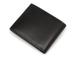 Kip Classic(キップクラシック) 二つ折り財布(小銭入れなし) 「プレリーギンザ」 NPM2222 ブラック 裏面