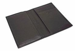Glove high soft leather(グローブハイソフトレザー) 薄型名刺入れ「プレリーギンザ」 NPM4385 クロ 内作り
