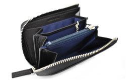 Glove high soft leather(グローブハイソフトレザー) 小銭入れ 「プレリーギンザ」 NPM4412 クロ 内作り