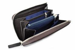 Glove high soft leather(グローブハイソフトレザー) 小銭入れ 「プレリーギンザ」 NPM4412 チョコ 内作り