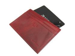 Victoria(ヴィクトリア) カードケース 「プレリーギンザ」 NPT5365 ブラック 裏面