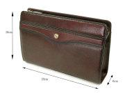 オックスフォード クラッチバッグ セカンドバッグ 「ゴールドファイル」 901201 サイズ