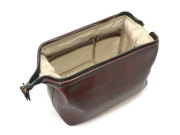 オックスフォード クラッチバッグ セカンドバッグ 「ゴールドファイル」 901202 バーガンディ 内作り