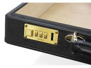 オックスフォード アタッシュケース 「ゴールドファイル」 901509 ブラック 特徴