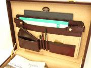 オックスフォード アタッシュケース 「ゴールドファイル」 901509 使用イメージ