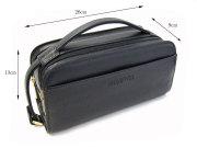 オリジン ダブルファスナーセカンドバッグ 「ゴールドファイル」 GA18035 サイズ