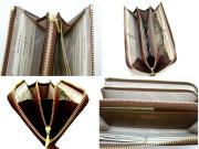 オックスフォード 長財布(L字ファスナー) 「ゴールドファイル」 GP11828 イメージ画像