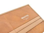 Superior(スペリオール) 長財布(小銭入れあり) 「ゴールドファイル」 GP24118 特徴