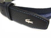 牛革付属ストレッチカジュアルベルト  「LACOSTE(ラコステ)」 LB81160 商品特徴