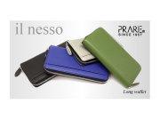 il nesso(イルネッソ)ラウンドファスナー長財布 「プレリー1957」 NP02014 イメージ画像