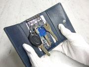 フレンチボックスカーフ キーケース 「プレリー1957」 NP11575 イメージ画像