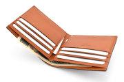 CORDOVAN1957(コードバン1957)二つ折り財布(小銭入れなし) 「プレリー1957」 NP12318 商品特徴