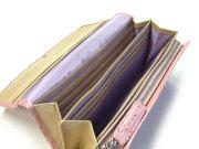 COCCO(コッコ) 長財布(小銭入れあり) 「ル・プレリー」 NP25911 特徴