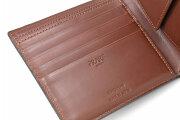 Natural Cordovan(ナチュラルコードバン) 二つ折り財布(小銭入れあり) 「プレリーギンザ」 NP48130 イメージ画像