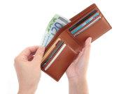 ナチュラルグレージングコードバン  二つ折り財布(小銭入れなし)  「プレリーギンザ」 NP53227 特徴3