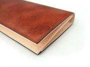 Patine(パティーヌ) 長財布(小銭入れあり) 「プレリーギンザ」 NP76023 チャ 側面