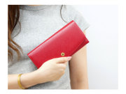 Bijue(ビジュー) 長財布(小銭入れあり) 「ル・プレリー 」 NPL1013 イメージ画像