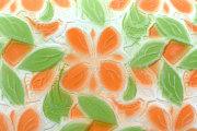 プリムラ 「ル・プレリーギンザ」 花柄 オレンジ