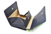 プリムラ 二つ折り財布(BOX小銭入れあり) 「ル・プレリーギンザ」 NPL4412 特徴