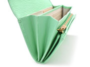 Refined(リファイン) 長財布 「ル・プレリーギンザ」 NPL5014 抗菌・抗ウイルス クレンゼ使用 商品特徴