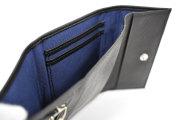 Glove high soft leather(グローブハイソフトレザー) 三つ折り財布(小銭入れあり) 「プレリーギンザ」 NPM4213 商品特徴